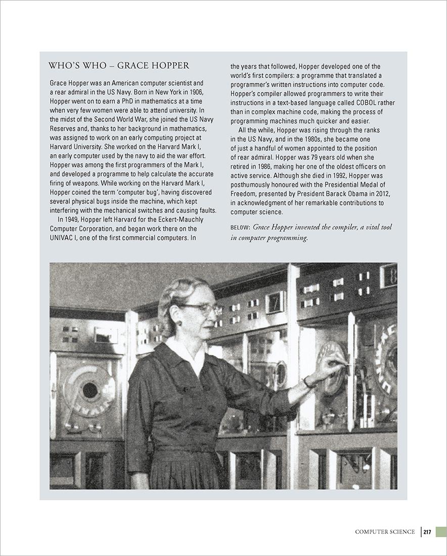 12: Computer Science—Grace Hopper