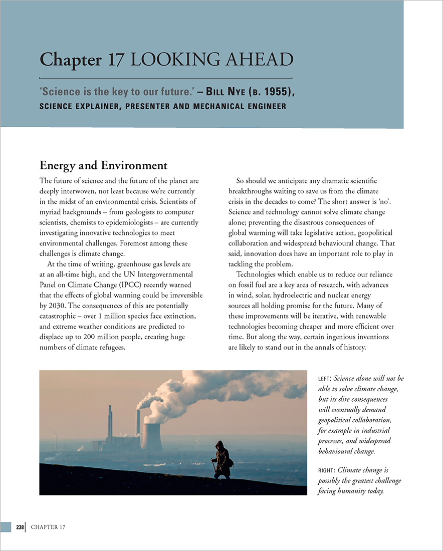 14: Environment—Climate Change