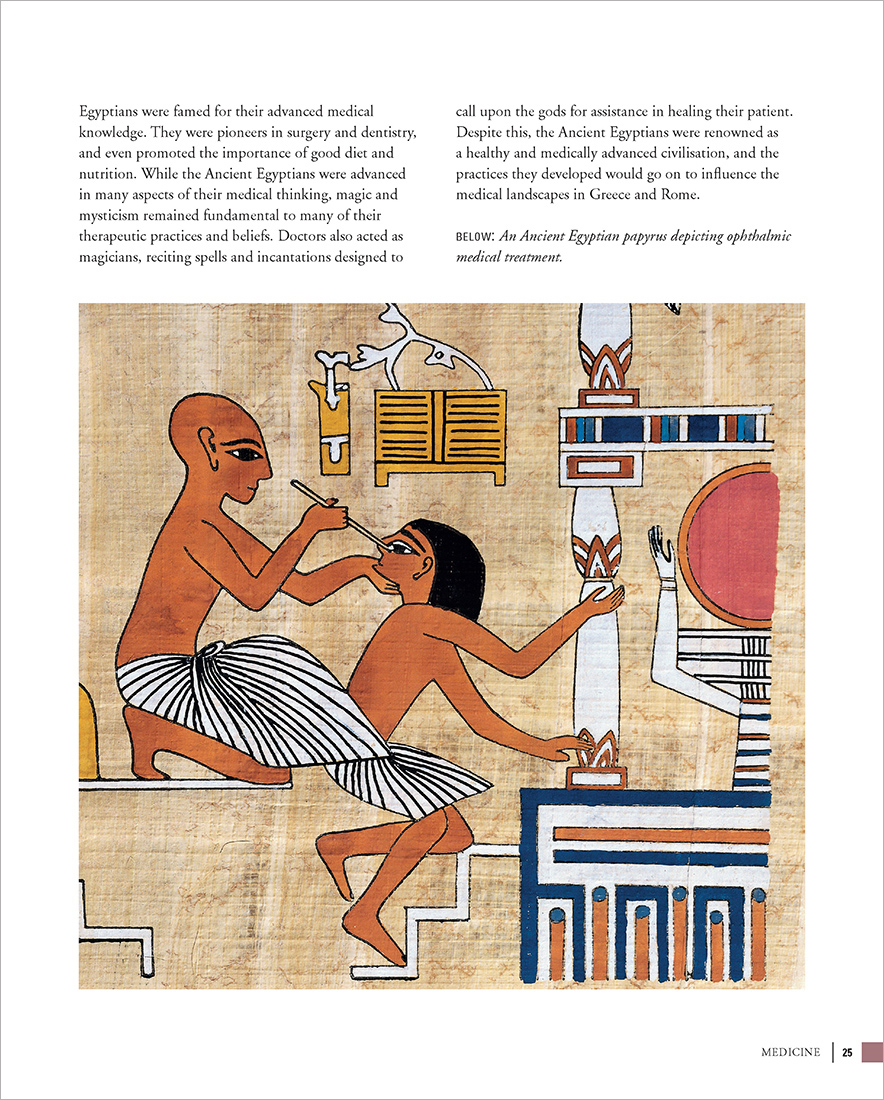 3: Medicine—Ancient Egypt