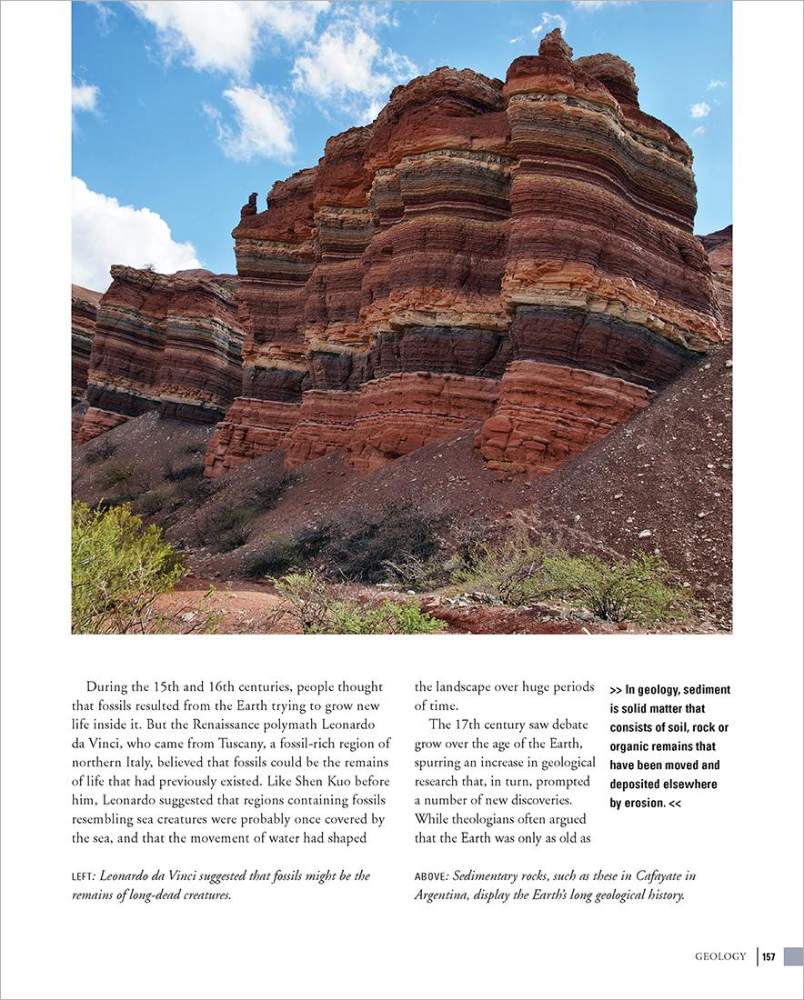8: Geology—Sedimentary Rocks