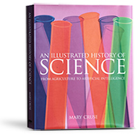 Book cover for An Illustrated History of Science